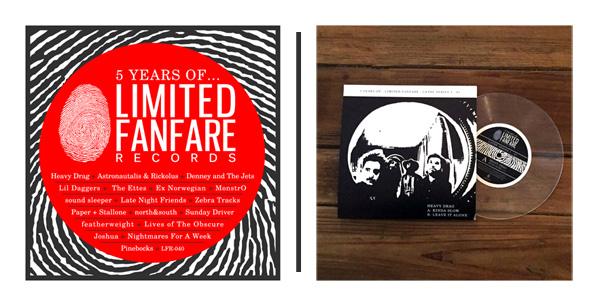 Limited Fanfare Webstore