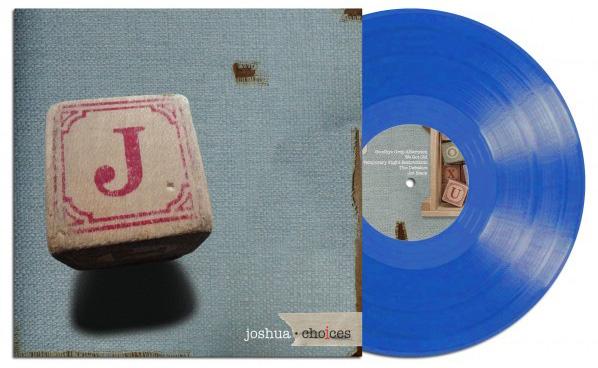 Choices - Blue Vinyl - LTD to 100