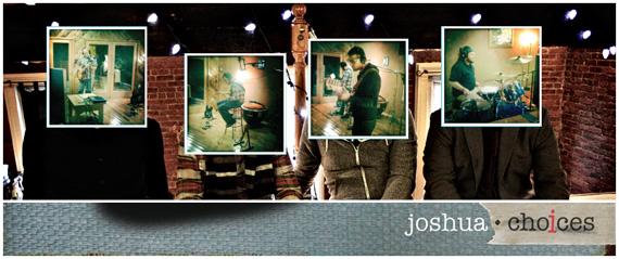 Joshua - Choices