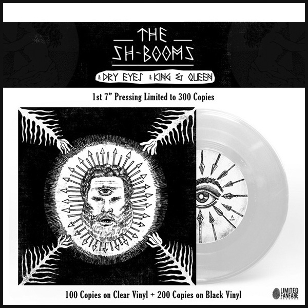 """The Sh-Booms - Dry Eyes 7"""""""