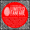 5 Years of... Limited Fanfare Records
